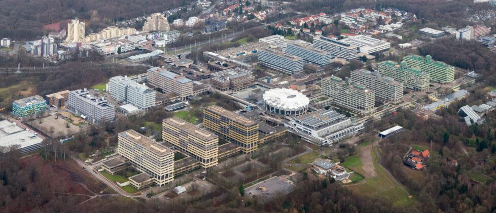 BlauePause – 50 Jahre Ruhr Universität Bochum